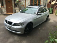 BMW E91 330D SE Touring Manual 290bhp!