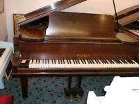RODGERS 5FT BABY GRAND ROLLER ACTION £650