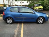 VW GOLF 2005 1.9 TDI FOR SALE £1750 O.N.O