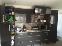 Kitchen units/ appliances