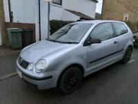 Polo 1.2 low insurance 54 plate