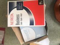 A quantity of stationary suitable for a small office/studants