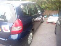 Honda, JAZZ, Hatchback, 2002, Manual, 1339 (cc), 5 doors