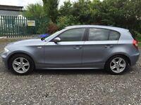 BMW 120D sport 5 door