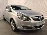 2008 Vauxhall Corsa 1.2i 16v SXi Hatchback 3dr *** Full Years MOT ***