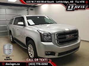 Used 2015 GMC Yukon XL 4WD SLE-REMOTE START,REAR CAMERA