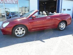 2009 Chrysler Sebring Limited option toit dure tres tres rare