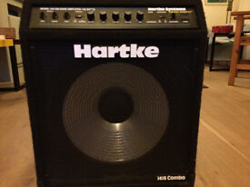 Hartke 1415 Combo bass amp - good condition!