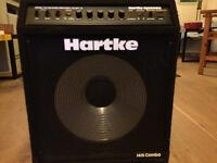 Hartke 1415 Combo bass amp - good condition!