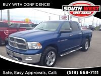 2011 Ram 1500 Sport, WOW, PERFECT COLOUR, PERFECT KM's.