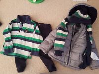 Mayoral boys age 2 outfit. Excellent condition from pet free smoke free home.