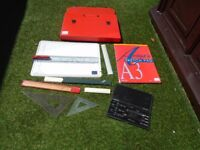 A3 Drawing Board with all accessories