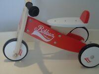 Janod Little Bikloon Wooden Ride-On