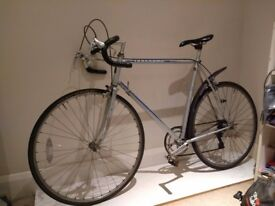 Vintage Peugeot road bike - recently serviced