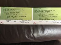 Tickets X 2 Heaven 17 @ Sage on 24th Oct