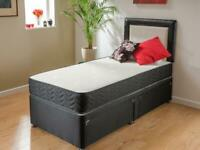 Beds (economy mattress & diffrent quality+ drawers+ headboard)