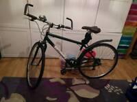 Mens Clifton hybrid bike