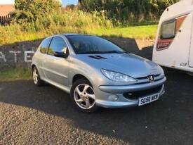 2006 Peugeot 206 Sport - 1.4 - 26,000 Miles, Years MOT, Full History, Loads Of Recent Work!!!