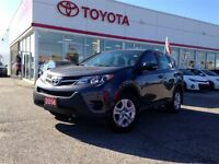 2014 Toyota RAV4 LE AWD Bluetooth Toyota Certified 90 days no pa