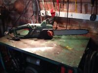 Black & Decker Electric Chain Saw (GK1635T)