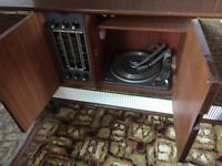 Stereogram - wonderful turntable and radio combo in need of TLC looks super!