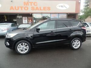 2017 Ford Escape BACKUP CAM, LOW KM, PAN SUNROOF, ECOBOOST, 4X4