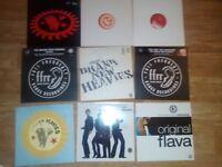 """28 x brand new heavies - vinyls LP / 12"""" / promos / box sets /"""