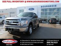 2013 Ford F-150 XLT 4X4 SYNC TAILGATE STEP