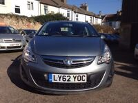 Vauxhall Corsa 1.3 CDTi ecoFLEX 16v Active 5dr (a/c), one owner