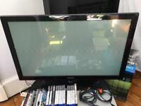 Samsung full color tv