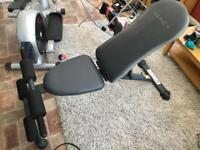 Marcy weight sit up excercise bench