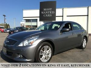 2012 Infiniti G37X Luxury | NO ACCIDENTS | AWD | XENON | LEATHER