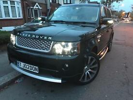 1 OF A KIND 2007 FACELIFT CONVERSION RANGE ROVER SPORT