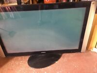 "40"" Hitachi digital tv"