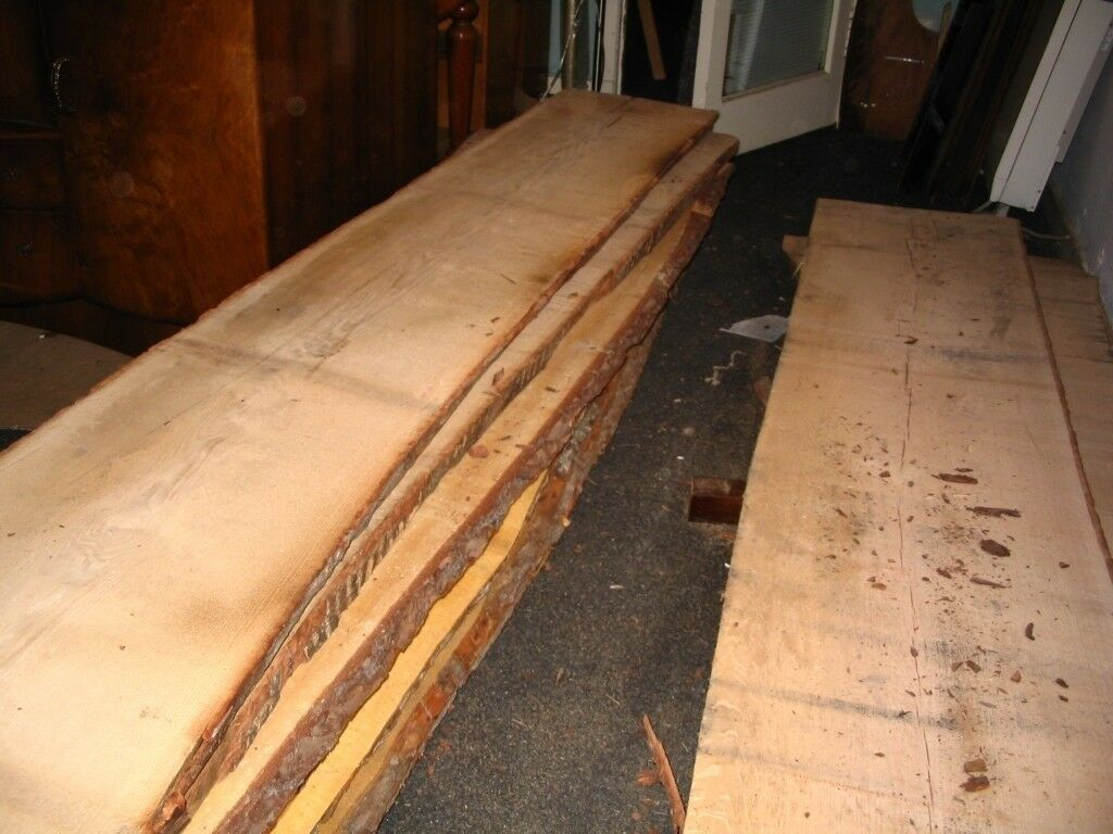 Stunning live-edge alder pine oak slabs timber for doors epoxy river tables  mantelpieces stairways | in Wester Hailes, Edinburgh | Gumtree