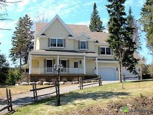 508 000$ - Maison 2 étages à vendre à St-Sauveur