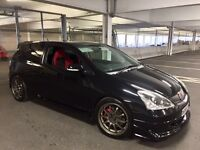 Late 2005 Honda Civic Type R Premier Edition with great extras! Only 80k