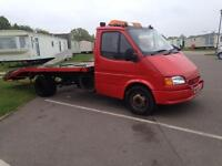Recovery truck quick sale!!! No offers
