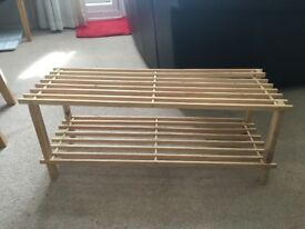SHOE RACK NEW