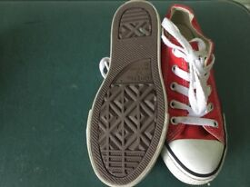 12 1/2 red converse