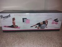 Pilates/Yoga Fitness Set