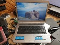 Perfect working order sony vaio pcg-7144m windows 7 160g hard drive 2g memory wifi charger