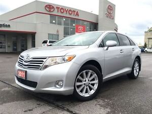 2011 Toyota Venza FWD|4CYL|NEW TIRES