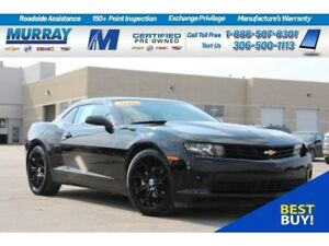 2015 Chevrolet Camaro LT Coupe RWD *SUNROOF,CHEV MYLINK*