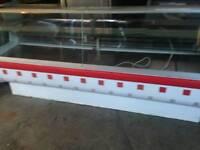 Counter dislay fridge
