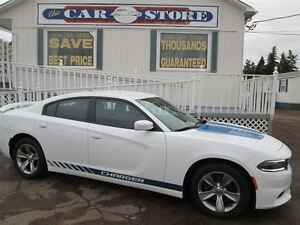 2015 Dodge Charger SXT!! TOUCH SCREEN!! HEATED SEATS!! WARRANTY