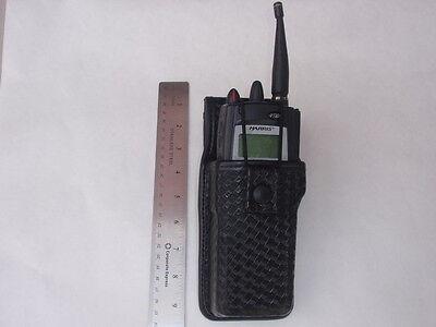 Bianchi AccuMold Elite Universal Radio Holder Holster Fits Motorola MTS XTS etc.