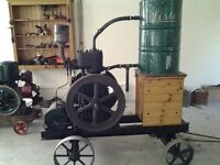 Stationary engine. Lister J type 3hp petrol