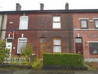 Well presented terrace property in Parkhills area of Bury close to shops, colleges and Bury centre