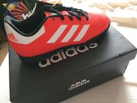 Adidas footy boots size 13
